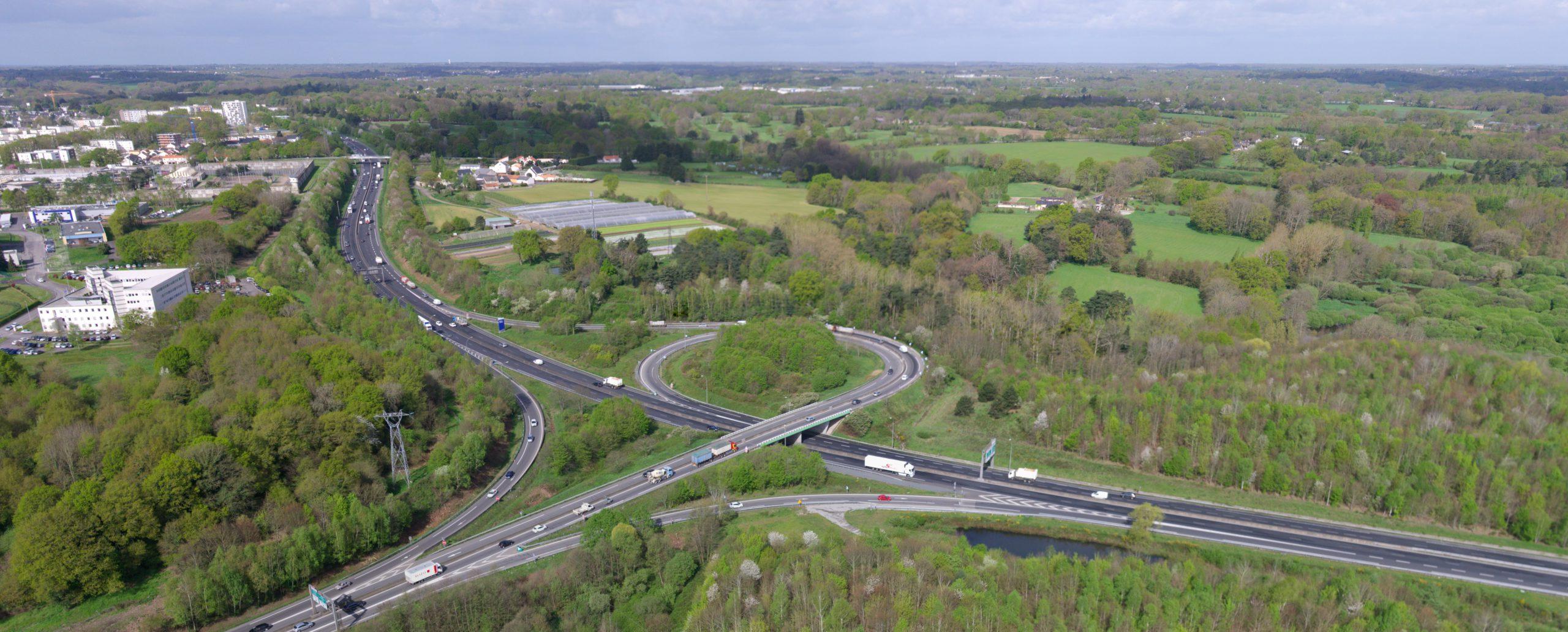 Image de fond Vinci autoroutes