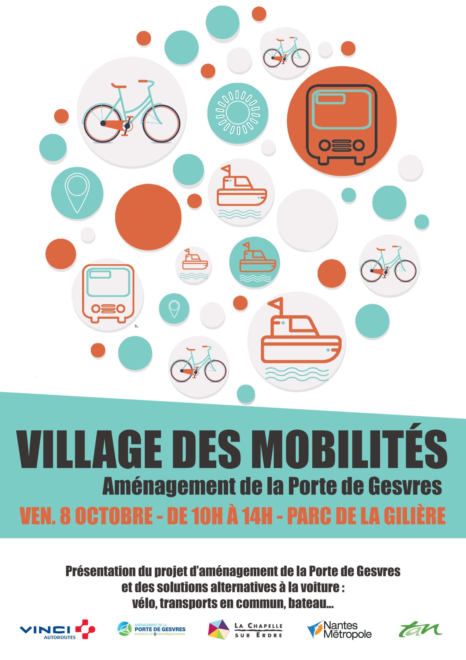 VINCI Autoroutes partenaire du Village des Mobilités